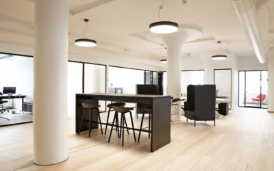 What are the latest trends in co-working?